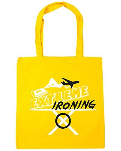 hippowarehouse-extreme-ironing-tote-shopping-gym-beach-bag-42cm-x38cm-10-litres