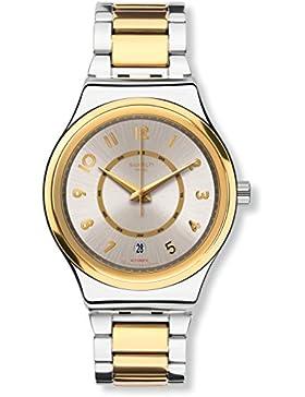 Swatch Damen-Armbanduhr YIS410G