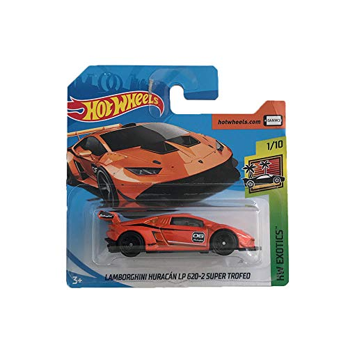 Hot Wheels Lamborghini Huracan LP 620-2 Super Trofeo HW Exotics 268/365