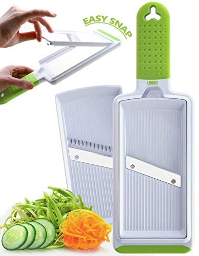Küche tools-slicers + Reiben 2 Blades (Straight/Julienne)