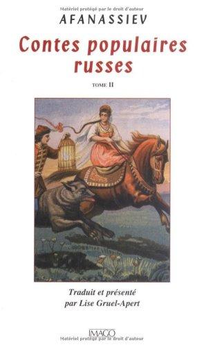 Contes populaires russes Volume 2 par Afanassiev