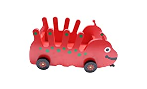 Shumee Wooden Catterbug-Buggy (3 years+) - Pull along toy