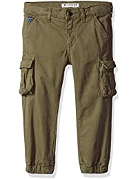 GUESS Boys' Cargo Pocket Pant