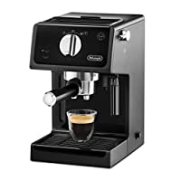 Delonghi ECP31.21 Kahve Makinası, Plastik, Siyah