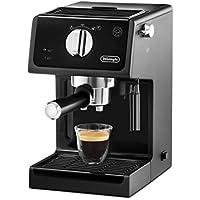De'Longhi ECP 31.21 Macchina per caffè espresso manuale, 1100 W, Plastica, Nero