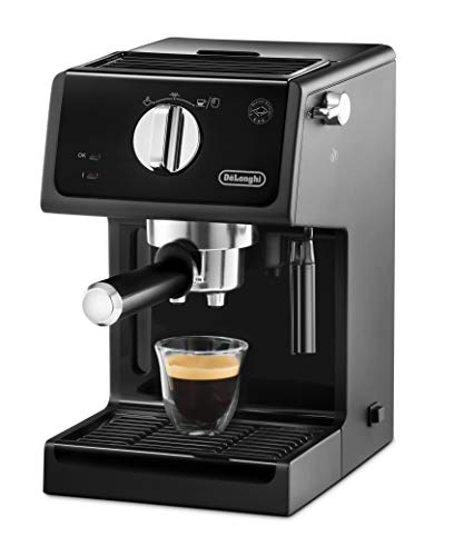 De'Longhi ECP31.21 Traditional Pump Espresso Machine – Black