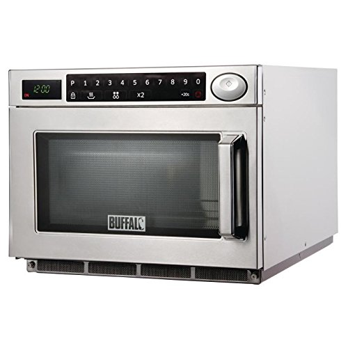 41bY%2BJO45iL. SS500  - Buffalo Programmable Commercial Microwave Oven 1500W