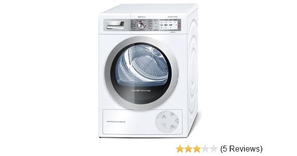 Bosch wty88731 wärmepumpentrockner a 8 kg weiß