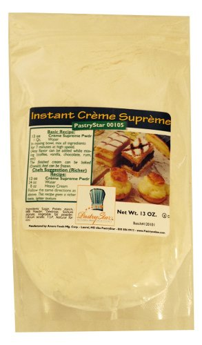 Pastry Star Instant Pastry Creme Filling Mix