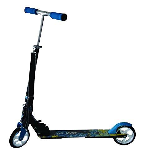 too-much-garcon-tm-boy-145-mm-scooter-bleu-noir-one-size