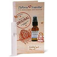 ZirbeSPRAY 5 ml 100% naturbelassenes ätherisches Zirbenöl - Faltschachtel preisvergleich bei billige-tabletten.eu