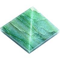 Pyramid - Green Aventurine Gemstone 2-2.5 Inch Chakra Balancing Reiki Healing preisvergleich bei billige-tabletten.eu