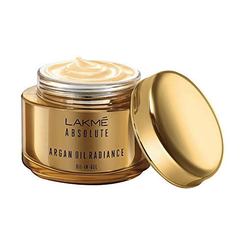 Lakme Absolute Argan Oil Radiance Oil-In Gel, 50 g