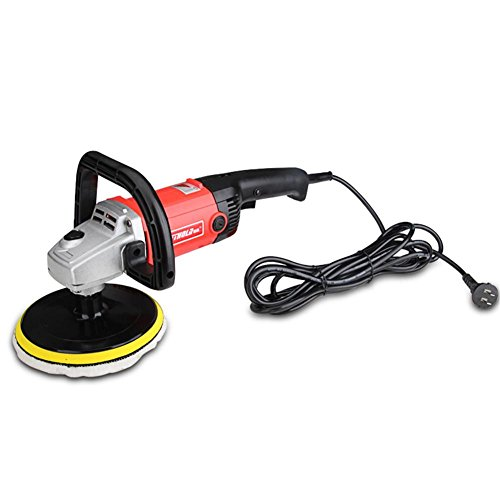 Machine à polir polisseuse Nettoyeur de polissage de voiture avec revêtement de voiture plus voiture Polisseur Auto-assistance Mini Home 220V -Sander Polisher Desktop