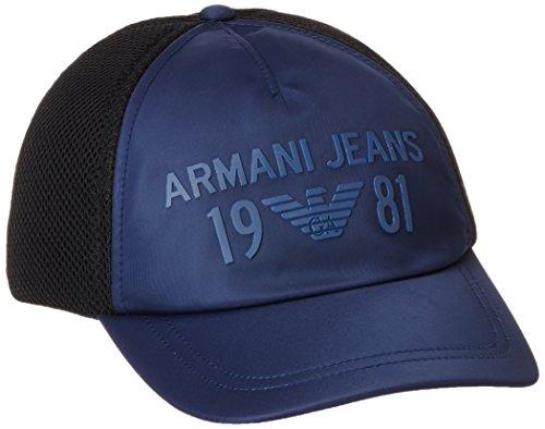 f801ad5ce05 Armani Jeans Herren Baseball Cap 9340667P915 Blau (BLU 06935) One Size