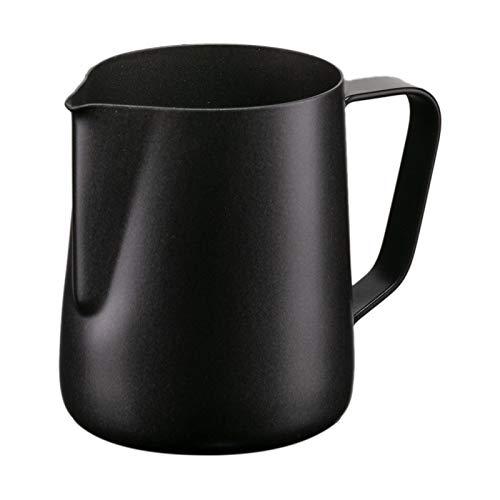 Prime Coffee Milchkännchen, Milk Pitcher schwarz 350ml thumbnail