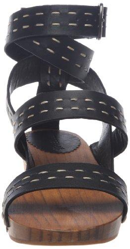 Tatoosh Orphee, Sandales femme Noir (Nero)