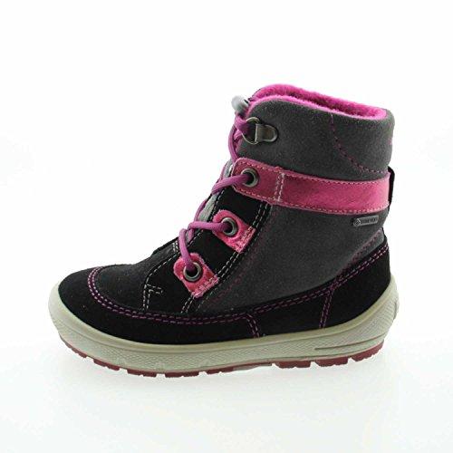 Superfit  GROOVY, Boots de neige non doublées fille - Stone Kombi