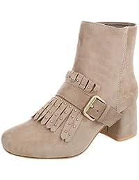 Closed Klassische Stiefeletten Damen 200 White Schuhe