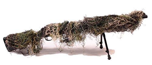 Fosco Woodland Tarnnetz für Gewehr, Sniper/Airsoft, Tarnmuster 469275
