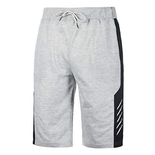 Uomo Costume da Bagno Boxershorts, Oyedens Mare Piscina Sport Slip Tronchi di Nuoto Pantaloncini Calzoncini Mutande, con Il Drawstring Regolabile Dentro & Tasche