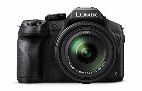 Panasonic LUMIX DMC-FZ300EGK Premium-Bridgekamera (12 Megapixel, 24x opt. Zoom, LEICA DC Weitwinkel-Objektiv, 4K Foto/Video,Staub-/Spritzwasserschutz) schwarz - 7