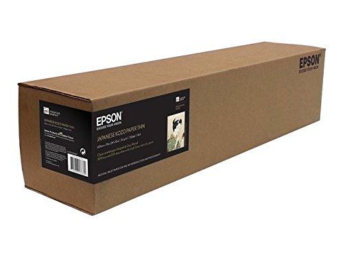 EPSON Japanese Kozo Paper Thin 24 Zoll x 10m