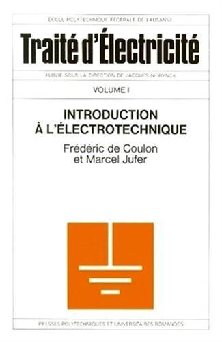 Introduction à l'électrotechnique