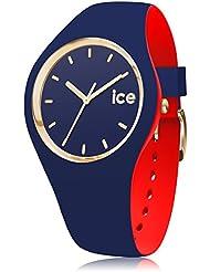 Ice-Watch Loulou Montre Femme Analogique Chronomètre avec Bracelet en Silicone – 007231