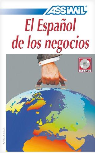 El Español de los Negocios ; Enregistrements CD Audio (x4)