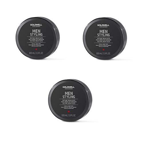 Goldwell For Men Cream Paste 3 x 100 ml Dualsenses Styling GW