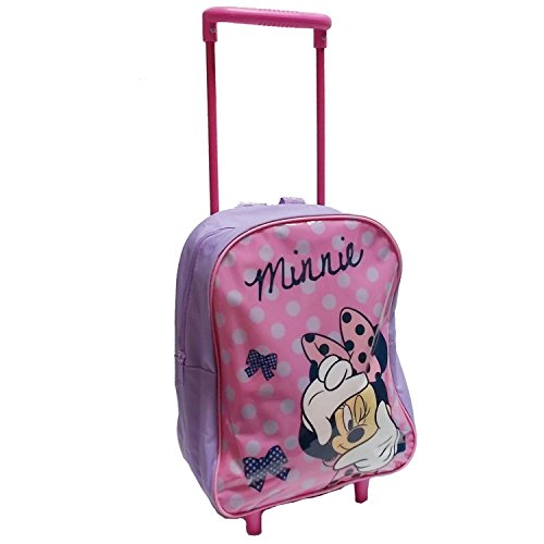 MINNIE ZAINO TROLLEY ASILO