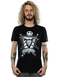 Disney Men's Nightmare Before Christmas Misfit Love T-Shirt
