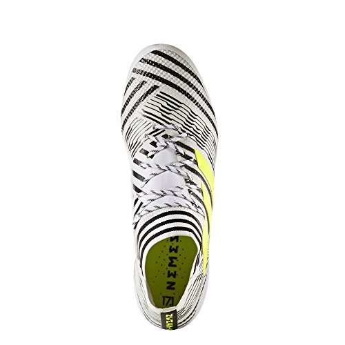 adidas Herren Nemeziz 17.1 Ag Fußballschuhe Mehrfarbig (Ftwr White/solar Yellow/core Black)