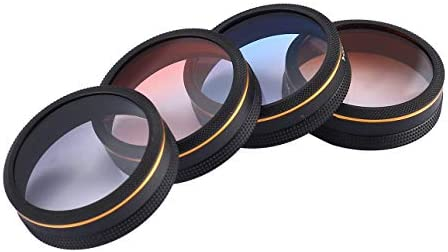 Ballylelly Filtres de lentilles Portable Y & C pour Phantom Phantom Phantom 4 Pro Kit de filtres Dégradé HD Drone Quadcopter Accessoires Filtre Professionnel de | Convivial  a5c4ca