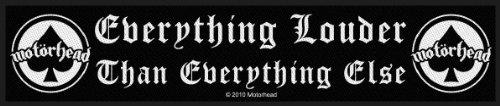 motorhead-everything-louder-gewebter-superstrip-aufnaher