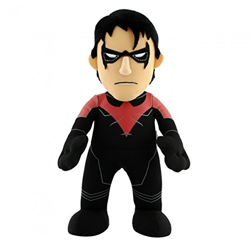 "Bleacher Creatures DC Universe Series One Nightwing 10"" Plush"
