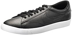 Nike Mens Tennis Classic Ac Black and White Tennis Shoes -11 UK/India (46 EU)(12 US)