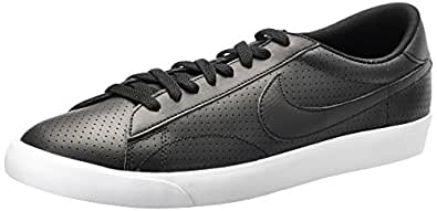 Nike Men's Tennis Classic Ac Black and White Tennis Shoes -11 UK/India (46 EU)(12 US)