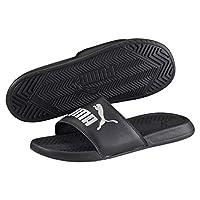 Puma Popcat Black Shoes For Unisex, Size 43 EU