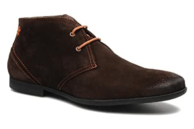PAUL AND JOE PLAYER - Bottines Homme - TDM (Marron) - Taille 41,5
