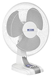 Luminous Mojo 400 mm Table Fan milk white