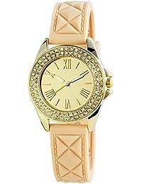Excellanc Damen-Armbanduhr XS Analog Quarz verschiedene Materialien 195502800003