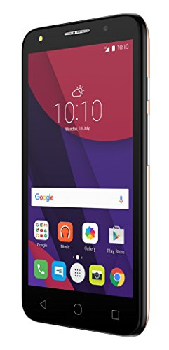 Alcatel Pixi4 5045T (Metal Gold)
