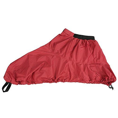 Festnight Universal Einstellbare Sport Wasserdichte Abdeckung aus Nylon Kajak Spritzdecke Spray Rock Sprayskirt Spritzschutz Decke