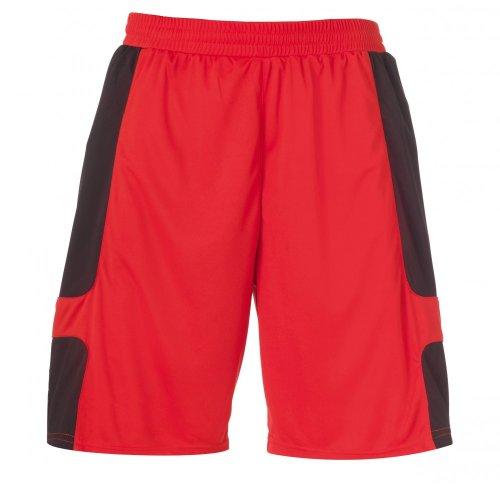 uhlsport Shorts Cup, rot/schwarz, XL, 100308602