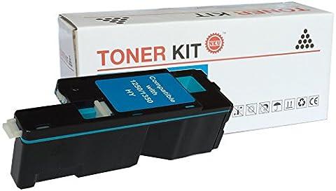 TONER KIT - 1250 / 1350 - 593-11021 - Toner - Cyan - 1.400 seiten - Für drucker : DELL - 1250C - 1350CNW - 1355CN - 1355CNW - C1250 - C1760NW - C1765NF - C1765NFW