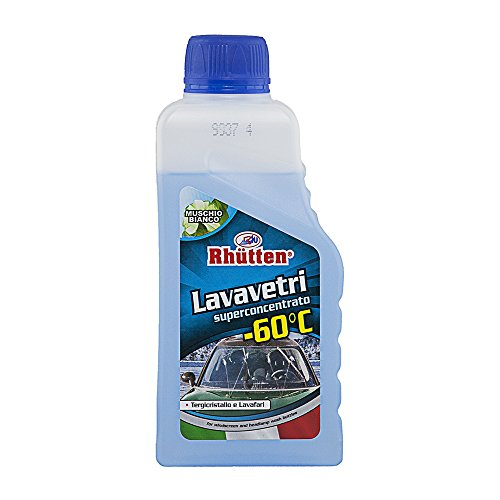 Rhutten 180052 Detergente Liquido per Impianti Lavavetri e Lavafa, 250 m