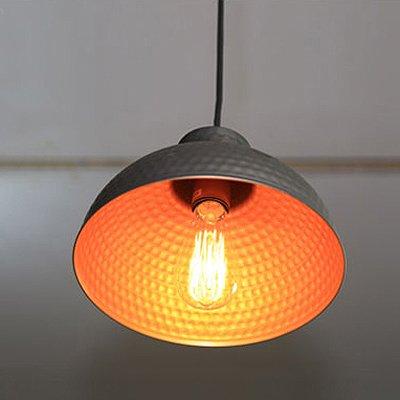 BAYCHEER Modern Hängelampe LED Lampe Aluminium Lampenschirm ø 26cm Retro Fabriklampe - 5
