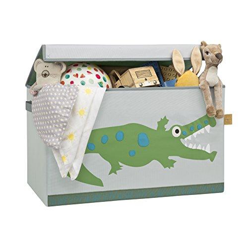 Lässig ltt108Caja para guardar/Toy Trunk Crocodile Granny